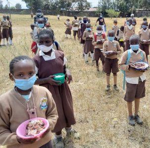 あなたの支援がケニアの子どもたちを救う メトロ・ワールド・チャイルド