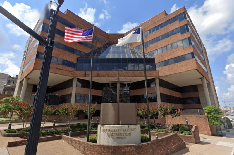南部バプテスト連盟の本部=米テネシー州ナッシュビル(写真:グーグル・ストリートビューより)