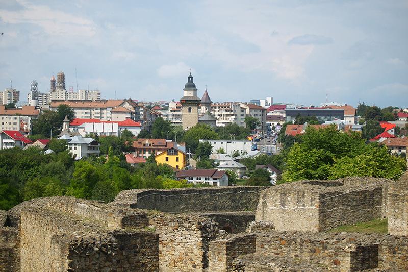 ルーマニア北部の都市スチャヴァ(写真:John)