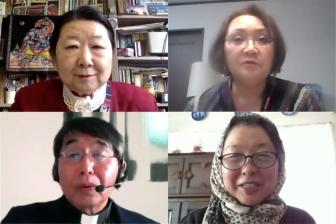 女性宗教者に期待するものとは何か WCRP日本委が「平和大学講座」