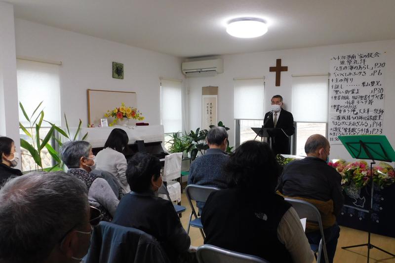 「被災地でつながり続けた10年間」 宮城宣教ネットワーク代表 大友幸一