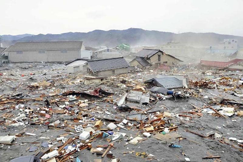 日本人に寄り添う福音宣教の扉(116)東日本大震災の真下、あの時私は・・・ 広田信也