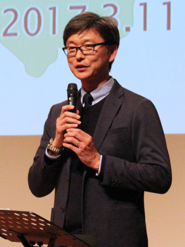 東京キリスト教学園の新理事長に選任された朝岡勝氏
