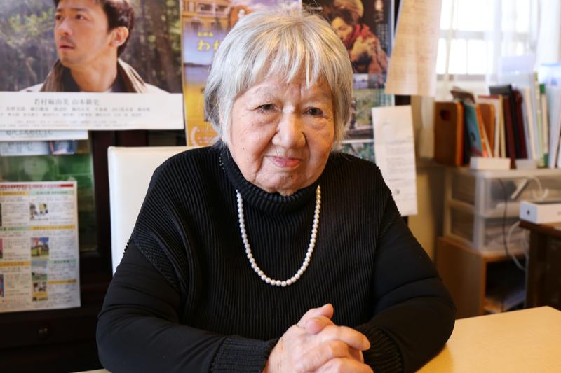 現在89歳で日本の女性映画監督としては最高齢の山田火砂子監督。自身もクリスチャンで「私が撮影してきた作品の中で一番キリスト教が深く関わっている。教会にとっても良い宣伝になるはずなので、ぜひご協力いただきたい」と呼び掛けている。