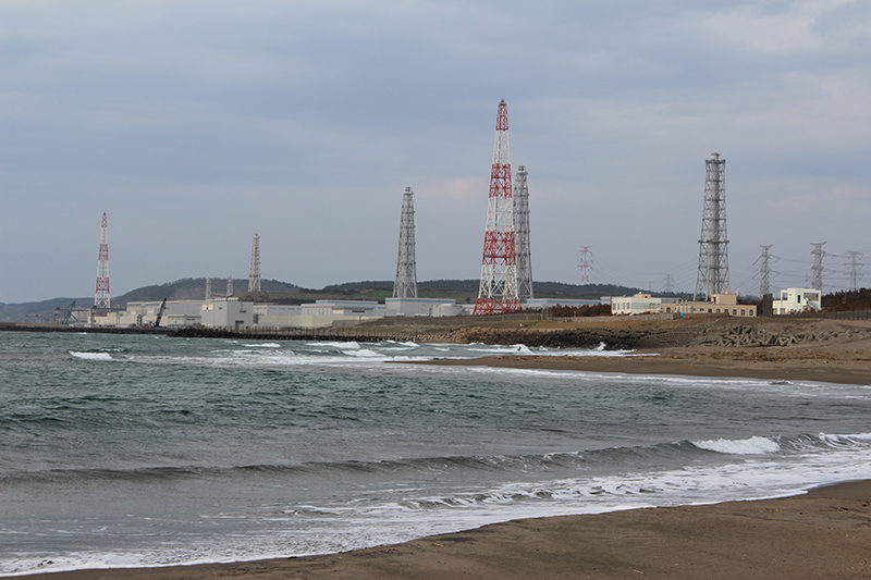新潟県の東京電力柏崎刈羽原発(写真:Triglav)