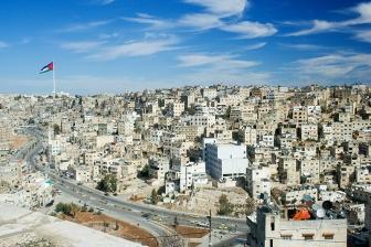 世界宣教祈祷課題(4月7日):ヨルダン