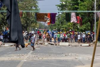 抵抗運動参加の在日ミャンマー大使館職員を支持 日本キリスト教協議会が声明