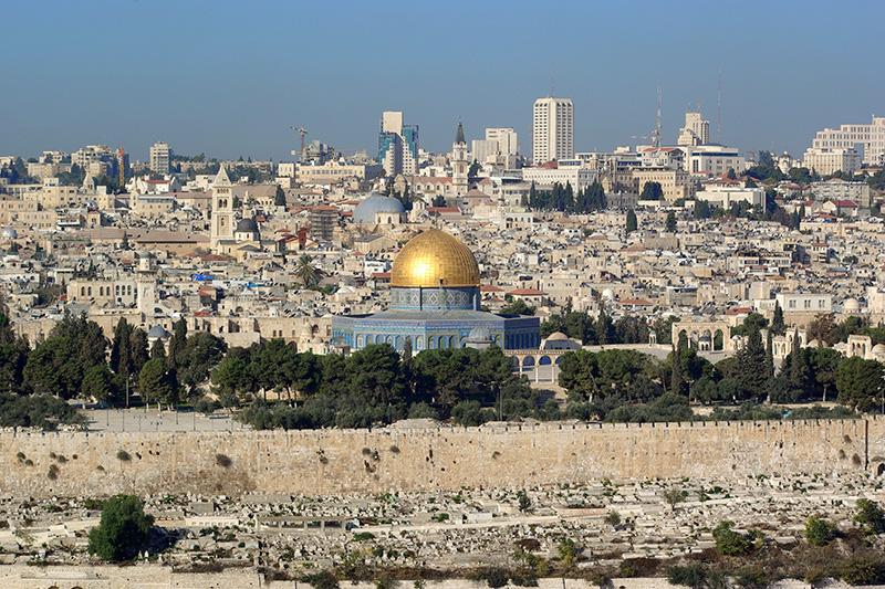 世界宣教祈祷課題(5月10日):イスラエル