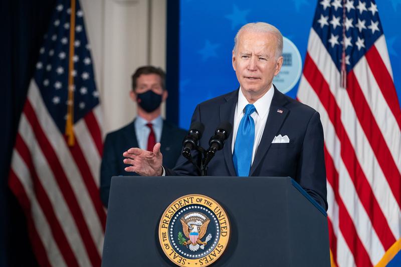 ジョー・バイデン米大統領(写真:ホワイトハウス)