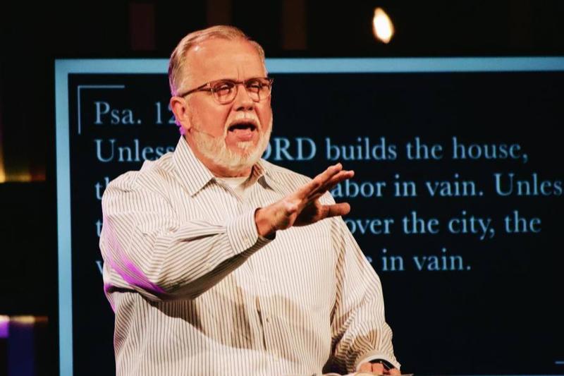 南部バプテスト連盟(SBC)の第63代議長に選出されたリデンプション教会(アラバマ州)主任牧師のエド・リットン氏(写真:同教会のフェイスブックより)