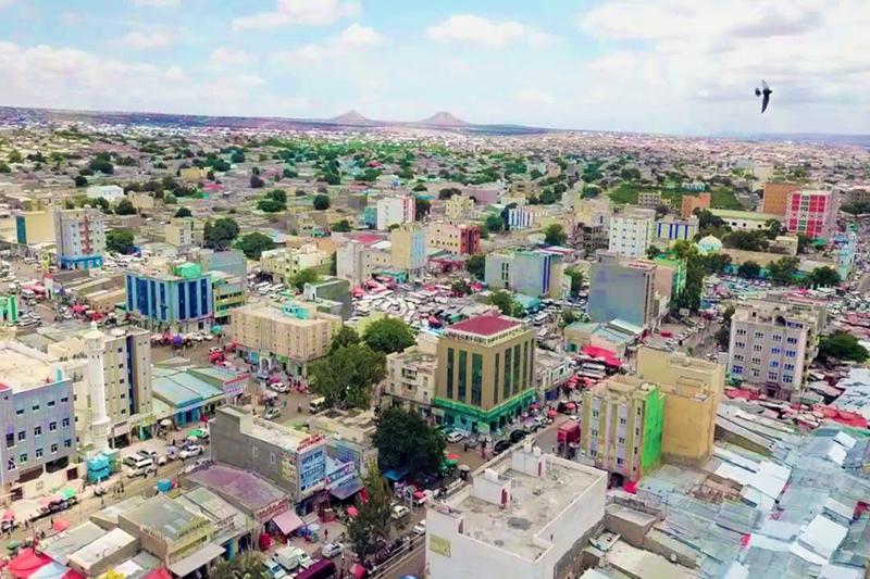 ソマリランドの首都ハルゲイサ(写真:Hirad Media Production)