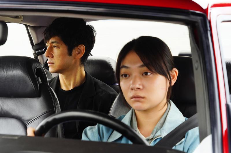 映画「ドライブ・マイ・カー」より ©2021「ドライブ・マイ・カー」製作委員会