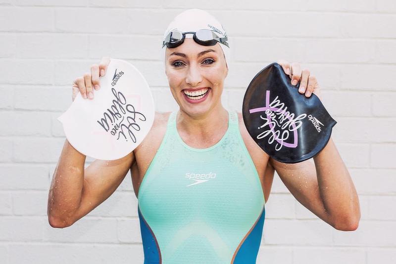 南アの女子競泳スクンマカー選手、「御心がなりますように」と祈って世界新&金獲得!