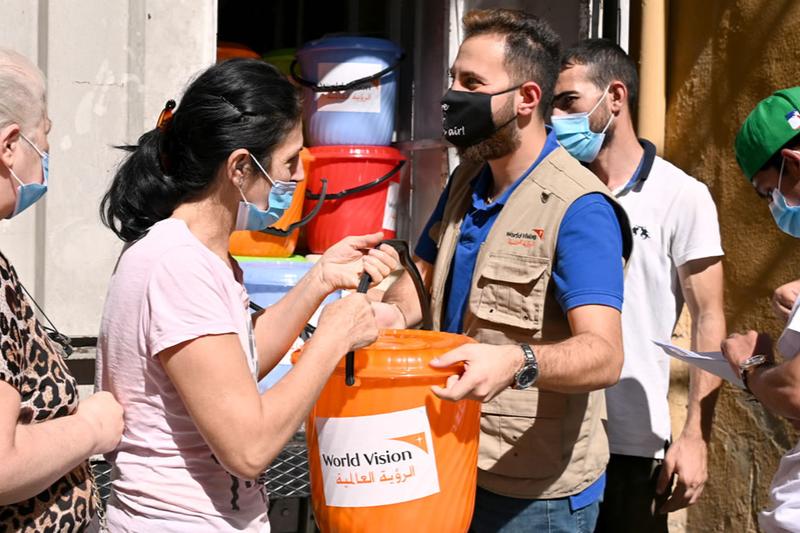 ベイルート爆発から1年、深刻な経済危機に苦しむレバノン ワールド・ビジョンが警告