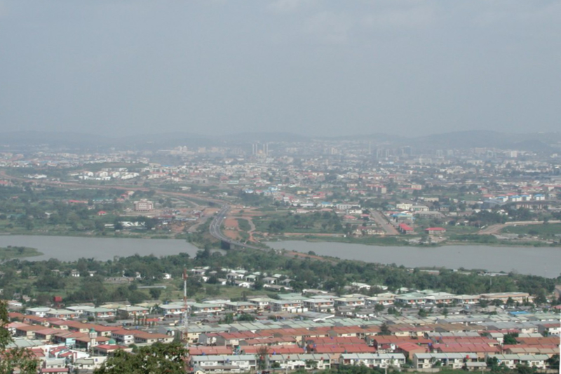 ナイジェリアの首都アブジャ(写真:Jeff Attaway)