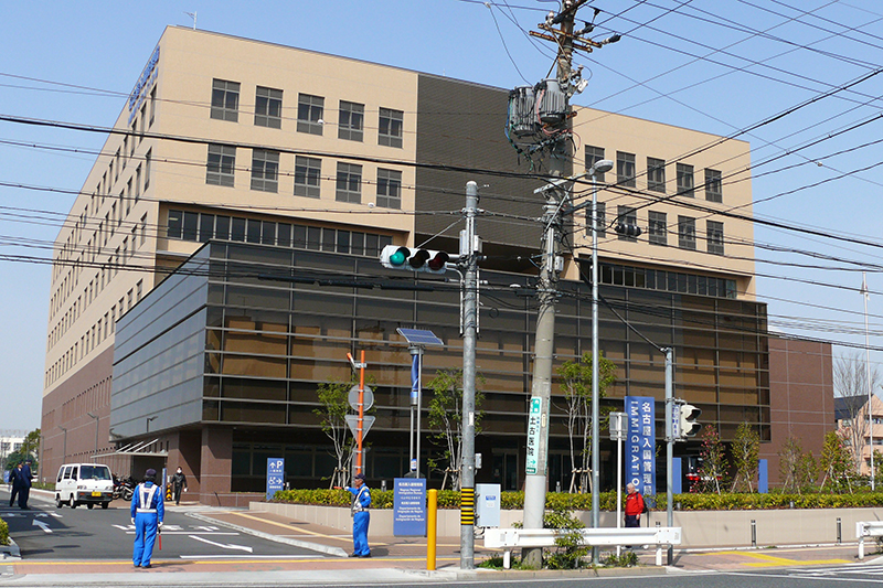 名古屋出入国在留管理局(写真:Gnsin)