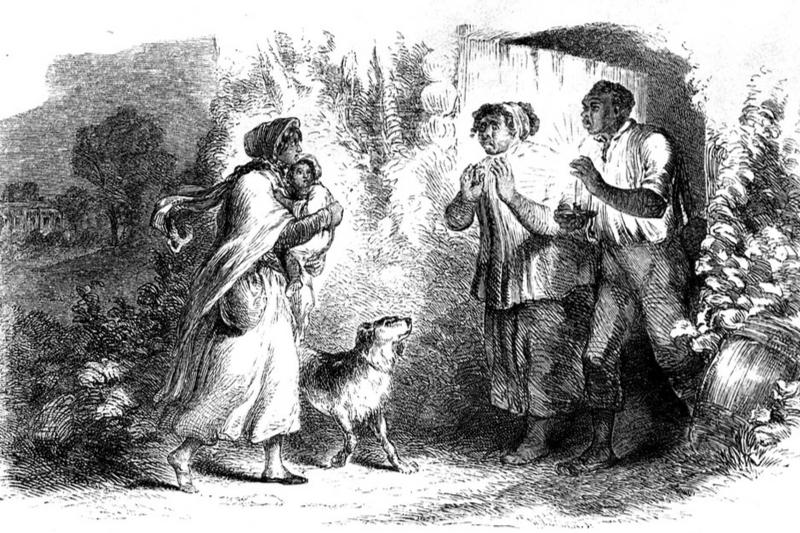 『アンクル・トムス・ケビン』 キリストの愛に生きた老奴隷の物語