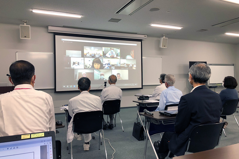 キリスト教主義病院の連携を 日本キリスト教病院協会、設立後初の総会