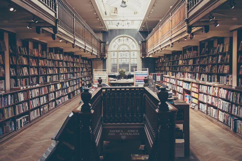 大学・図書館・教育