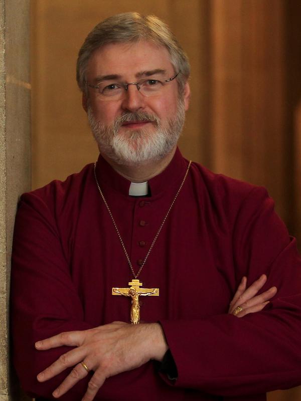 英国国教会のエブスフリート主教を辞任し、カトリック教会へ転会することを決めたジョナサン・グドール主教(写真:エブスフリート主教のフェイスブックより)