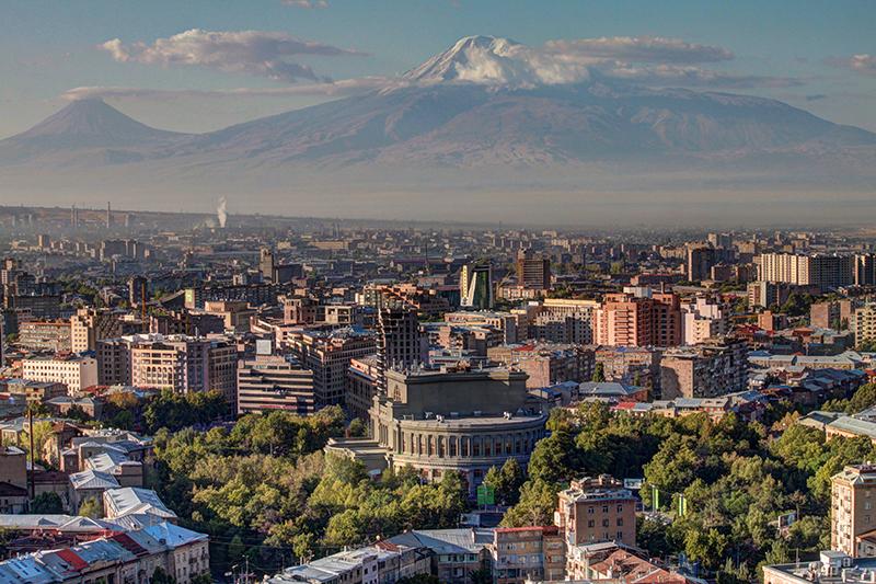 世界宣教祈祷課題(10月10日):アルメニア