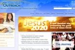 CCCのメディア伝道部門「GMO」のウェブサイト(http://www.globalmediaoutreach.com)