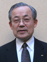 米田昭三郎氏