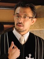 進藤龍也・刑務所伝道ミニストリー代表(Photo by Yasuyuki Matsutani)