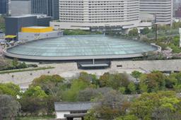 今年10月に関西フランクリン・グラハム・フェスティバルが開催される大阪城ホール(大阪市中央区)