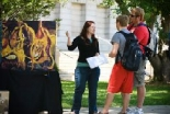 大学宣教団体「インターバーシティ」HPより。