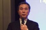 実行委員長の高木康俊氏(蓮根バプテスト教会牧師)=7日、東京・大久保の淀橋教会で