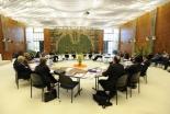 スイスジュネーブにあるエキュメニカルセンターにて。2011年4月7日(写真提供:WCC)