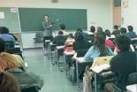 東京基督教大学の授業風景