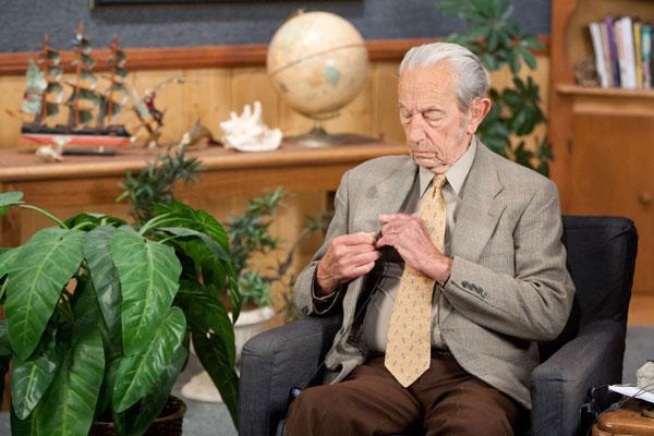 米ラジオ伝道者ハロルド・キャンピング氏(2011年5月23日、写真提供:クリスチャンポスト)