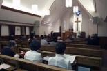 第43回再臨待望東京大会=5月29日、東京都足立区のキリスト兄弟団目黒教会で