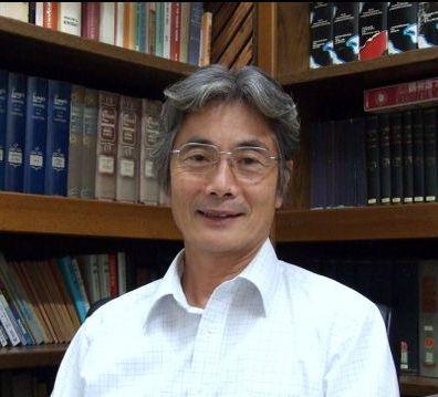 JTJ宣教神学校学長岸義紘氏、2011年10月27日撮影。