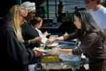 2011年6月に米サドルバック教会によって行われた地域社会奉仕の様子(写真提供:サドルバック教会)