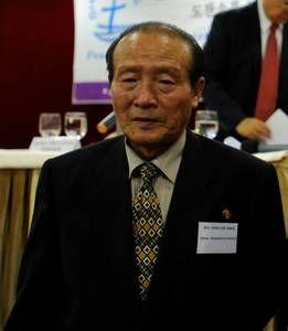 朝鮮基督教連盟(KCF)委員長康永燮(カン・ヨンソプ)氏(写真提供:WCC)。