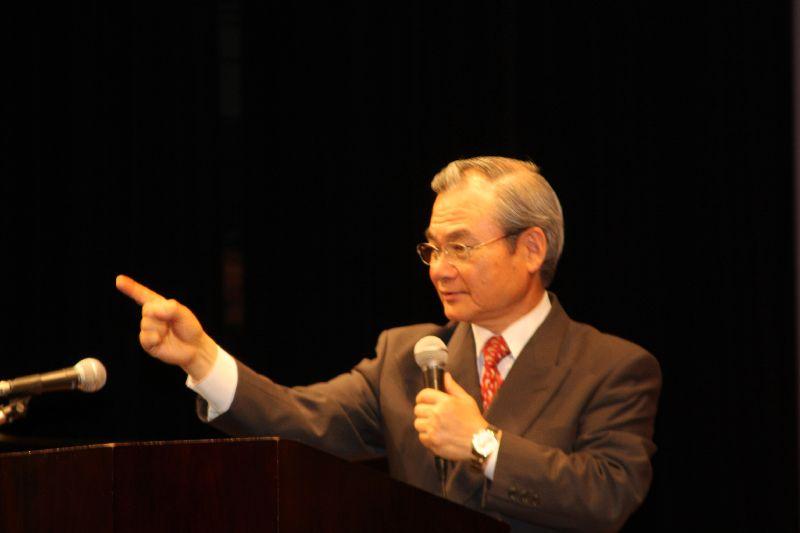 ハーベスト・タイム・ミニストリーズ代表中川健一氏(写真提供:同ミニストリーズ)