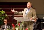 米サドルバック教会牧師のリック・ウォレン氏