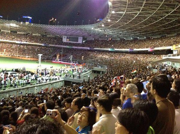 インドネシアで9000人超の福音主義指導者の合同祈祷イベントが無事終了