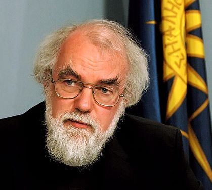 ウィリアムズ博士(写真提供:Archbishop of Canterbury)
